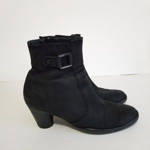 Arche size 40 leather boots